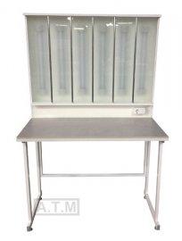 Стол для титрования СДТЛ-100