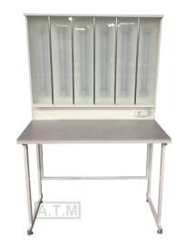 Стол для титрования СДТЛ-101