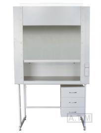 Шкаф вытяжной химостойкий ШВХ-102