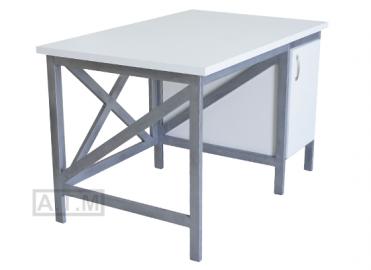 Стол усиленный С-509  д-1000
