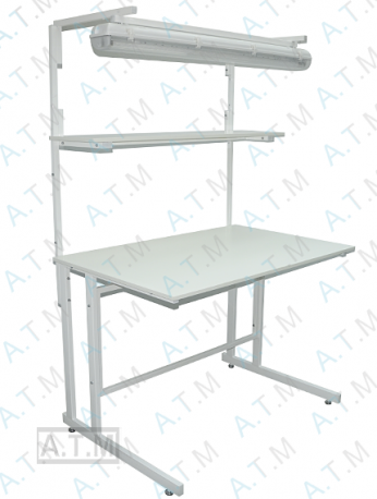 Стол лабораторный для сборщика СЛДСБОР-111