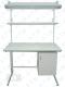 Стол лабораторный для сборщика СЛДСБОР-112