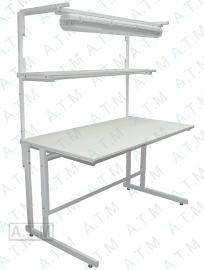 Стол лабораторный для сборщика СЛДСБОР-115