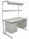 Стол лабораторный для сборщика СЛДСБОР-118