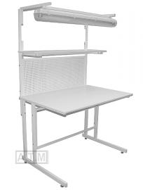 Стол лабораторный для сборщика СЛДСБОР-100