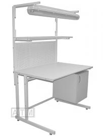 Стол лабораторный для сборщика СЛДСБОР-101