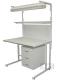 Стол лабораторный для сборщика СЛДСБОР-102