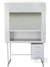 Шкаф вытяжной химостойкий ШВХ-109