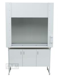 Шкаф вытяжной химостойкий ШВХ-110