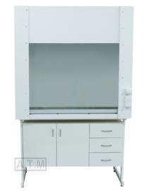Шкаф вытяжной химостойкий ШВХ-111