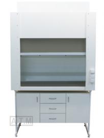 Шкаф вытяжной химостойкий ШВХ-112