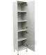 Шкаф для химических реактивов ШДХПОЛ-100 (полипропилен)