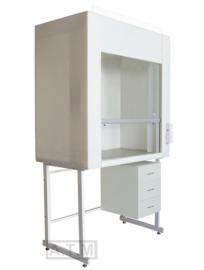 Шкаф вытяжной химостойкий ШВХ-114