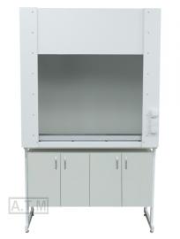 Шкаф вытяжной химостойкий ШВХ-117
