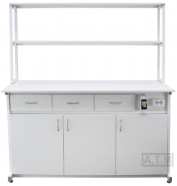 Стол для приборов СДПЛ-152